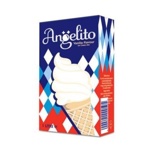 Angelito Ice Cream Mix (12 x 1l)