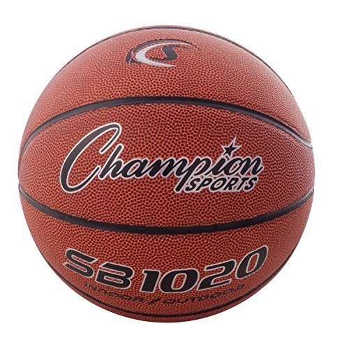Champion Sports Official Composite Basketballs (29.5 - 30)