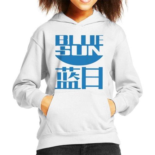Blue Sun Corporation Logo Firefly Kid's Hooded Sweatshirt
