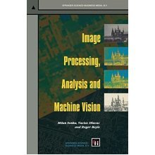 Image Processing, Analysis and Machine Vision (Chapman & Hall Computing)