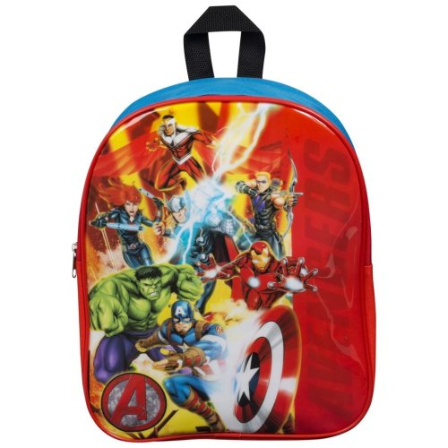 Marvel's Avengers Junior Red Backpack