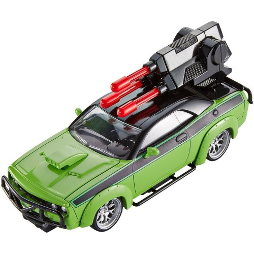 Hot Wheels Fast & Furious Customizers 2011 Dodge Challenger