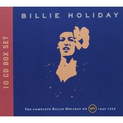 Complete Billie Holiday On Verve