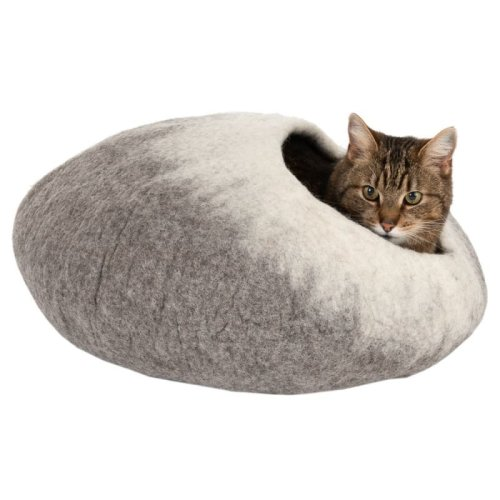 Cats Comfy Sleeping Den Cave House Hideaway
