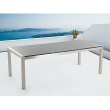 Outdoor Dining Table for 8 -   - GROSSETO