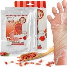 2 Pairs Medlar Peeling Extract Foot Mask Natural Exfoliating