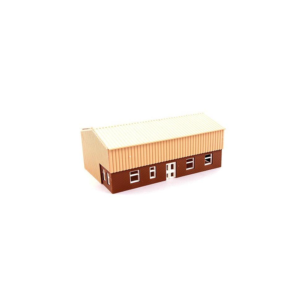 Modern Industrial Unit - Kestrel Design GMKD39 - N buildings kit - free  post F1