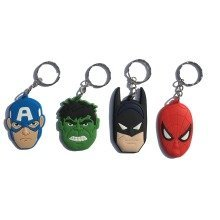 Avengers Keychains - Set of 4