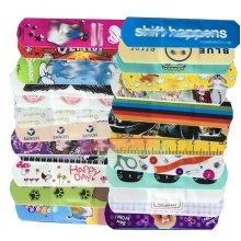 First Aid Bandages Bandaging Supplies Band Aids Set of 2, Fox (Random Colors)