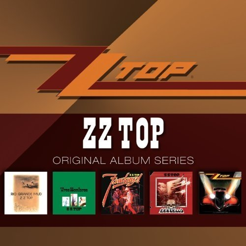 Zz Top - Original Album Series [5-pack] [CD]