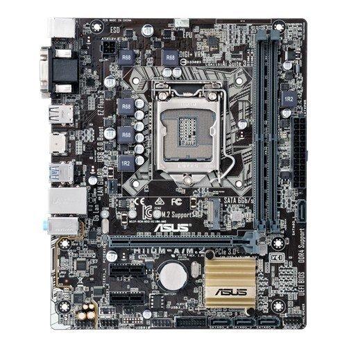 Asus H110M-A/M.2 LGA1151 DDR4 7.1Snd M.2 GBLan mATX