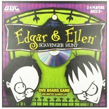 Edgar and Ellen DVD Board Game