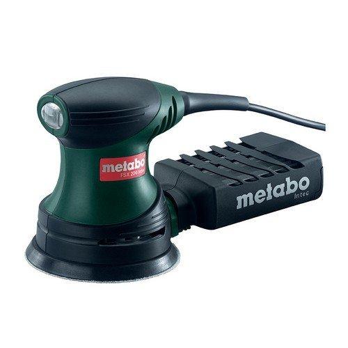 Metabo 609225590 FSX-200 125mm Intec Palm Disc Sander 240 Watt 240 Volt