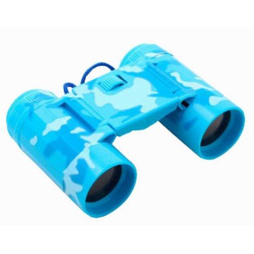 Kids Toy Binoculars Telescope Science Explore Educational Toys, Camouflage BLUE