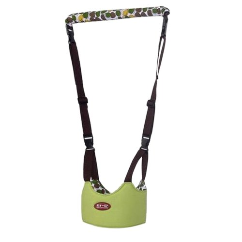 Green, Belt Learning Assistant, Baby Walk Assistant, Toddler Walking Assistant