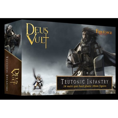 Teutonic Infantry - 28mm multipart figures - FireForge FFG005 - Free post P3