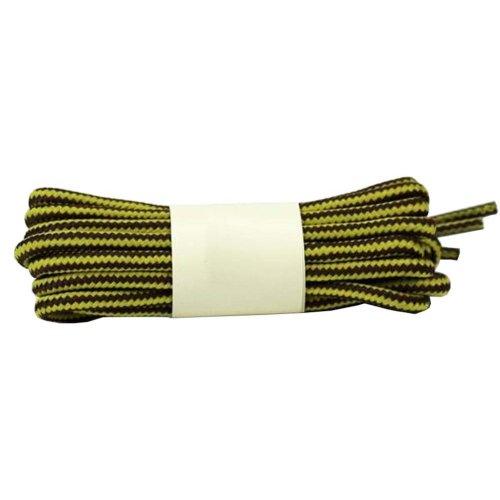 2 Pairs 120cm Round Shoelaces Boot Laces Hiking Shoes Shoelaces #17
