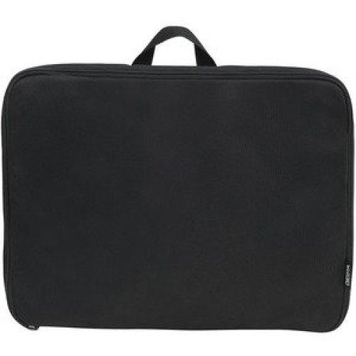 Dicota Eco Travel Carrying Case Pouch Shirt Laundry Gear Clothes Black 300D D31688