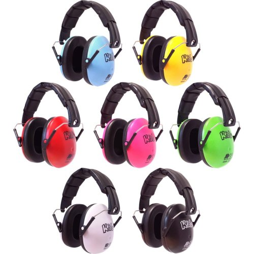 Edz Kidz Ear Defenders