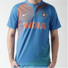 Nike India Replica T20 Cricket Shirt / Jersey