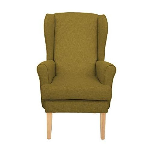 MAWCARE Highland Orthopaedic High Seat Chair - 21 x 21 Inches [Height x Width] in High Gold (lc21-Highland_h)