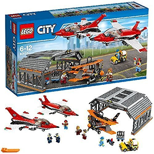 072acf4bc72 LEGO 60103 City Airport Air Show Building Toy on OnBuy