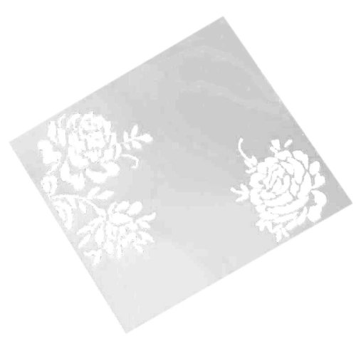 Painting Drawing Drawing Planner Stencil White Template Ruler Set 6 Art