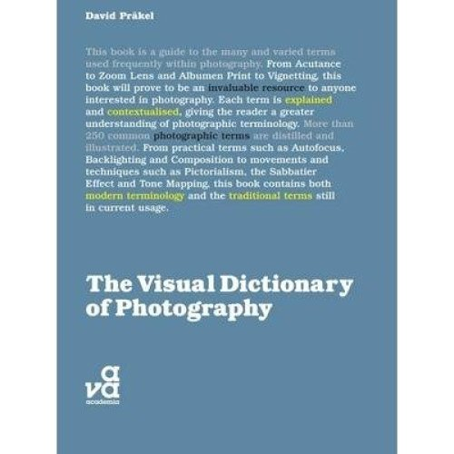 The Visual Dictionary of Photography