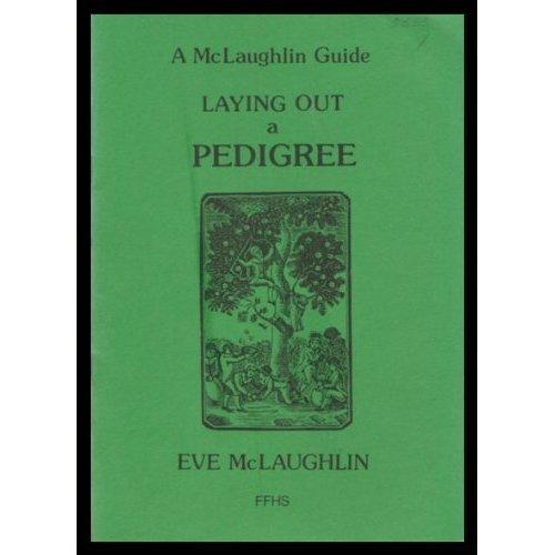 Laying out a Pedigree