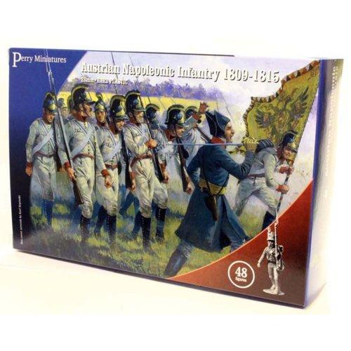 Perry Miniatures Austrian Napoleonic Infantry