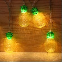 2.5M Pineapple String Lights Party Decor