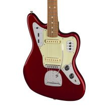 Fender Classic Player Jaguar Special, Candy Apple Red, Pau Ferro