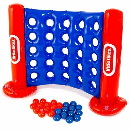 little tikes Inflatable Four to Score