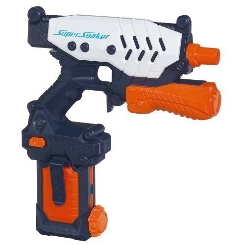 Super Soaker Nerf  Shotwave Blaster