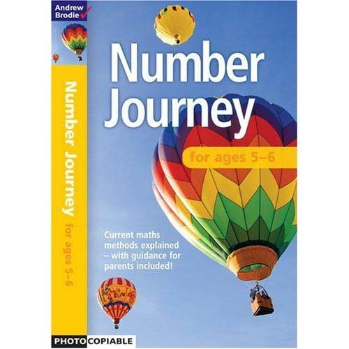 Number Journey  For Age 5-6
