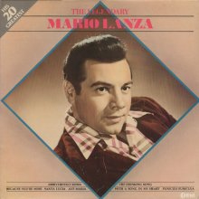 The Legendary Mario Lanza from K-Tel (NE 1110)