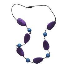 Gumidrops Necklace Purple Rain