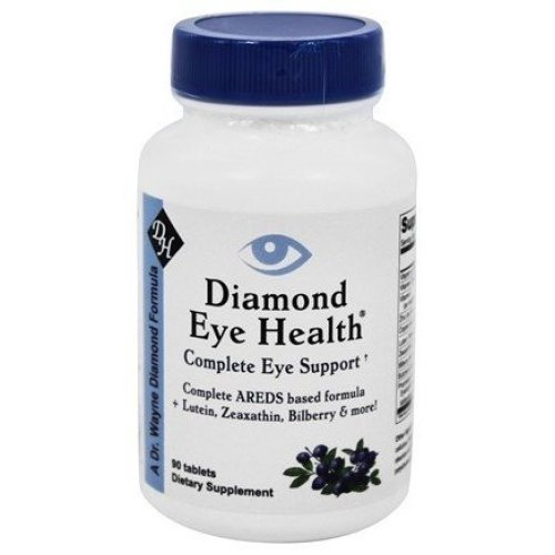 Diamond-Herpanacine Diamond Eye Health, 90 Count