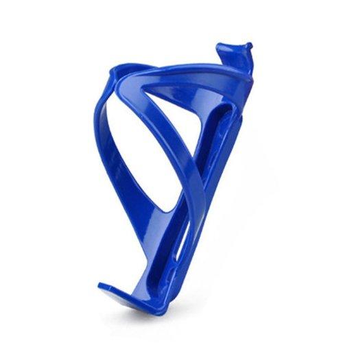 TeyxoCo Bicycle MTB Bike Water Bottle Holder PC Handlebar Bottle Cage Blue