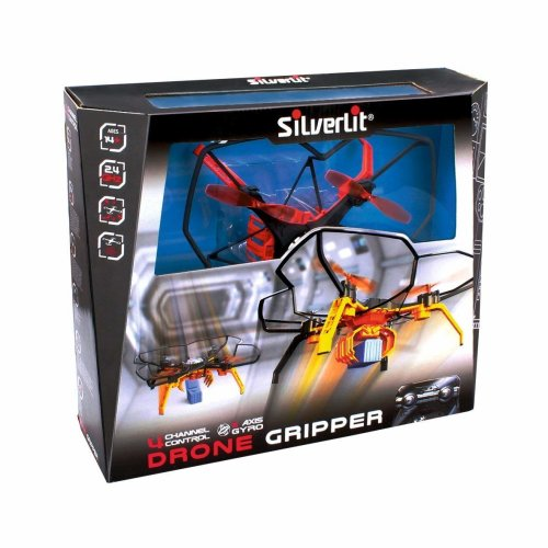 Silverlit Radio Controlled Drone - Gripper - Assorted Colours
