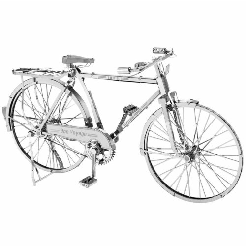 ICONX Laser Cut 3D Model Kit Classic Bicycle 575020