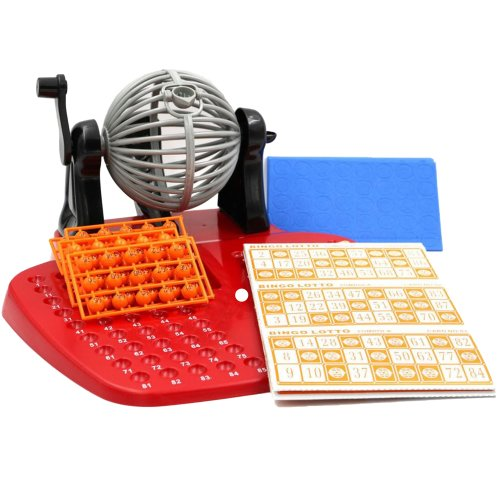 Bingo Lotto Set - Family Entertainment Game