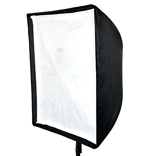 Neewer 24 X 3660cm X 90cm Speedlite Studio Flash Speedlight and Umbrella Softbox with Carrying Bag for Portrait or Product Photography