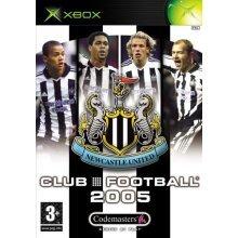 Club Football: Newcastle 2005 (Xbox)