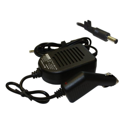 Samsung NP-N210-JA02NL Compatible Laptop Power DC Adapter Car Charger