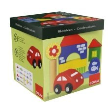 Goula Wooden Construction Pack (26 Pieces)