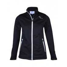 ProQuip Isla Full Zip Soft Shell Wind 360 Jacket Black X-Large