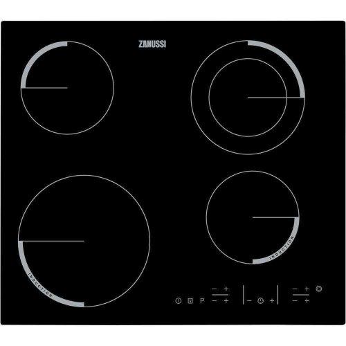 Mixed Zone Touch Control Induction Hob Zanussi ZEN6641FBA