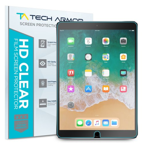 "iPad Pro (10.5"") Screen Protector, Tech Armor High Definition HD-Clear"
