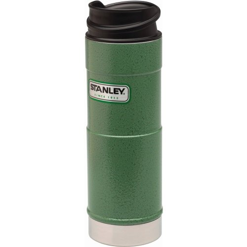 Stanley Classic One Hand Vacuum Mug 354ml (Green)